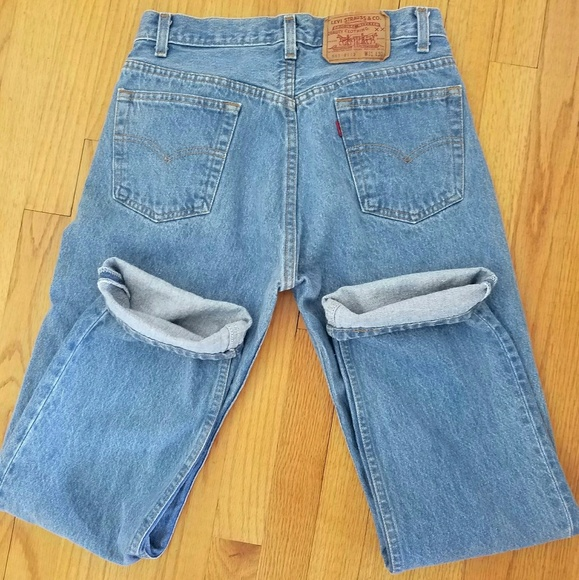 22b752f6847 Levi's Jeans | 80s Vintage Levis 501 Usa Made 28 Waist 30 Long ...